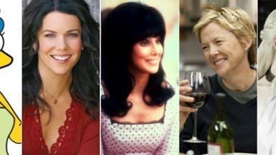 Dia das Mães: Redação do cinema adota mães da ficção para chamar de suas