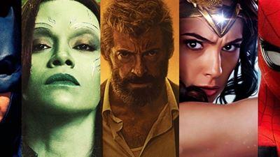 Os melhores filmes de super-heróis de 2017 segundo a redação do cinema