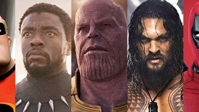 Calendário de filmes de super-heróis em 2018