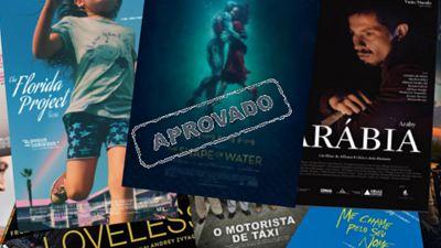 Fica a dica: Confira 14 filmes aprovados pelo cinema que vão estrear em 2018