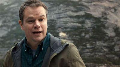 """Pequena Grande Vida: """"Poder fazer algo fora da caixa vale muito a pena"""", diz Matt Damon em featurette (Exclusivo)"""