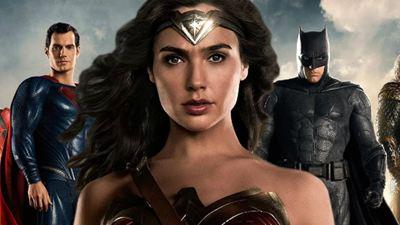 Mulher-Maravilha e Liga da Justiça impulsionam Time Warner para arrecadação recorde em 2017