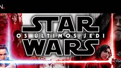 Star Wars - Os Últimos Jedi chega ao Telecine On Demand