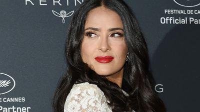 Salma Hayek vai produzir série mexicana na Netflix