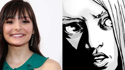 The Walking Dead escala atriz para viver Lydia