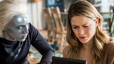 Supergirl: Melissa Benoist e Jesse Rath falam sobre possibilidade de romance entre Kara e Brainy (Entrevista)