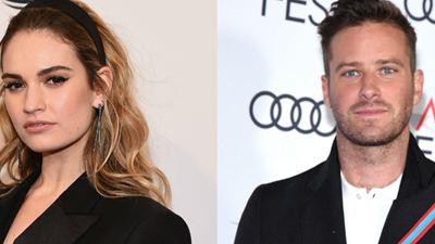 Netflix vai produzir remake de Rebecca, a Mulher Inesquecível com Lily James e Armie Hammer como protagonistas