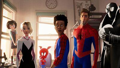 Bilheterias Estados Unidos: Homem-Aranha no Aranhaverso estreia com tudo e quebrando recordes entre as animações