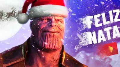 AdoroCinema deseja feliz Natal aos leitores!