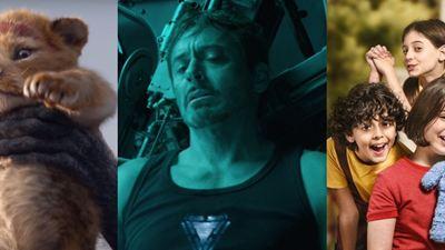 Enquete da Semana: Qual é o filme mais aguardado de 2019?