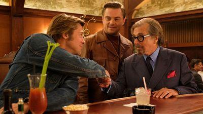 Leonardo DiCaprio, Brad Pitt e Margot Robbie se destacam nas novas fotos de Once Upon a Time in Hollywood