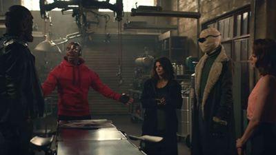 Doom Patrol: Heróis desajustados aprontam todas no teaser da nova série da DC