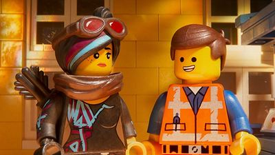 Bilheterias Estados Unidos: Uma Aventura LEGO 2 tira Vidro da liderança