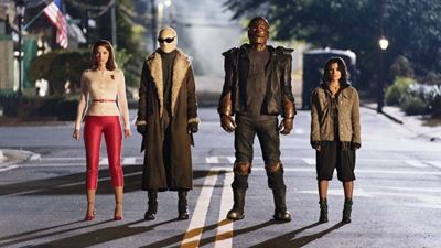Doom Patrol: Trailer final apresenta as origens do bizarro grupo de heróis