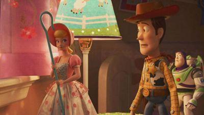 Toy Story 4: Woody e Betty lideram equipe de resgate em cena inédita