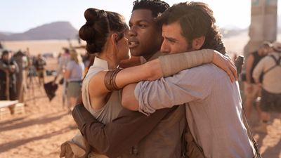 Star Wars IX: Imagem inédita de Rey, Finn e Poe marca fim das filmagens da aventura