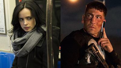Jessica Jones e O Justiceiro são canceladas pela Netflix