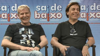 Sai de Baixo: Miguel Falabella defende o humor politicamente incorreto do filme (Entrevista Exclusiva)