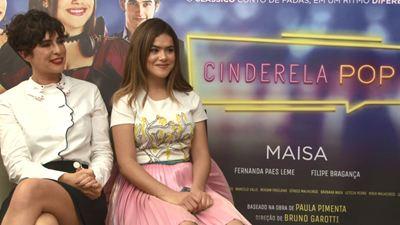 """Cinderela Pop: """"O filme mostra que não é apenas encontrando o amor que você pode ser feliz"""", diz Fernanda Paes Leme (Entrevista Exclusiva)"""