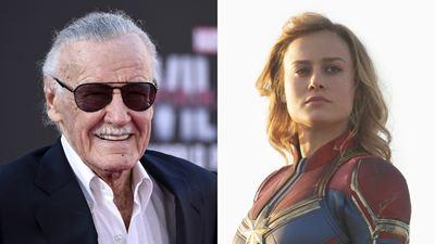 Capitã Marvel: Participação de Stan Lee foi alterada após sua morte