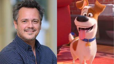 """Pets - A Vida Secreta dos Bichos 2: Voz de Max, Danton Mello conta como descobriu seu lado """"gateiro"""" (Entrevista Exclusiva)"""