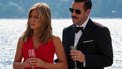 Adam Sandler e Jennifer Aniston retomam parceria nas primeiras imagens de nova comédia da Netflix