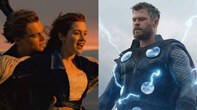 James Cameron parabeniza a Marvel por ter ultrapassado Titanic nas bilheterias mundiais