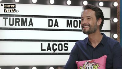 Turma da Mônica - Laços: Rodrigo Santoro comenta teoria sobre o Louco (Entrevista exclusiva)