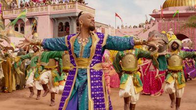 Will Smith faz vídeo agradecendo como Aladdin se tornou o maior sucesso de sua carreira