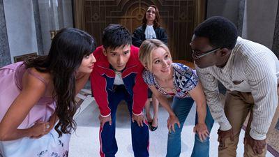 The Good Place: Personagens dão adeus em novos cartazes da 4ª temporada