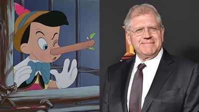 Pinóquio: Live-action da Disney contrata diretor de De Volta Para o Futuro