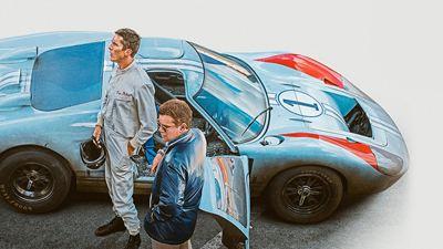 Ford vs Ferrari: Dois vencedores do Oscar e um desafio impossível baseado numa história real