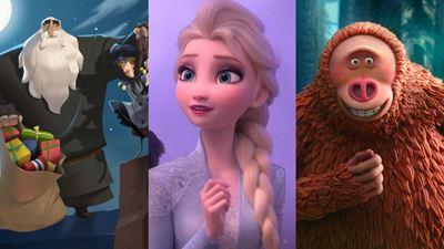 """Annie Awards 2020: Frozen 2 e Link Perdido lideram as indicações ao """"Oscar da animação"""""""