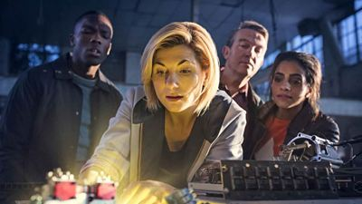CCXP 2019: Jodie Whittaker manda recado para fãs brasileiros de Doctor Who