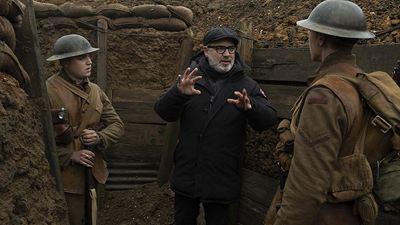 1917: Sam Mendes explica como o filme foi rodado em vídeo de bastidores