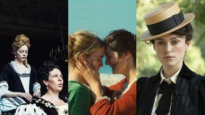 5 Filmes de época protagonizado por casais lésbicos