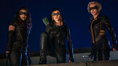 Green Arrow & the Canaries: Spin-off ganha primeiras imagens e teaser