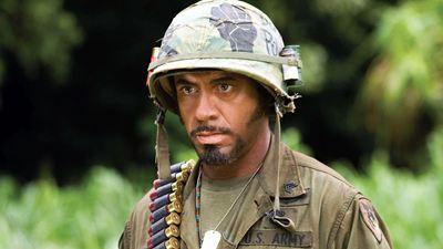 Robert Downey Jr. defende seu Blackface em Trovão Tropical