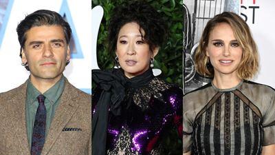Oscar 2020 adiciona Oscar Isaac, Sandra Oh e Natalie Portman na lista de apresentadores