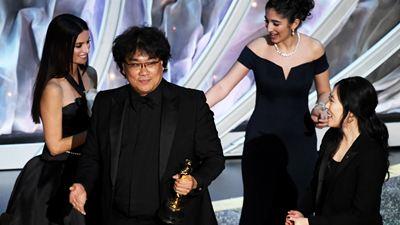 Oscar 2020: Parasita espanta zebras e vence como Melhor Filme Internacional