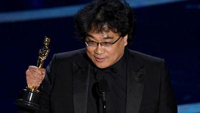 Oscar 2020: Parasita leva prêmio de Melhor Diretor