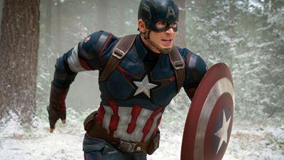Escudo de Capitão América será sorteado por causa beneficente