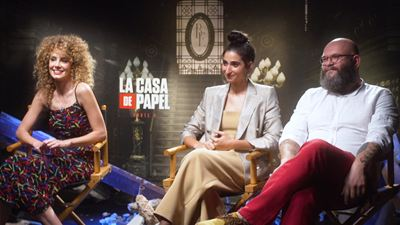 La Casa de Papel: Alba Flores revela o que deseja para o fim de Nairóbi (Entrevista Exclusiva)