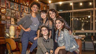 As Five: Elenco promete série bem diferente de Malhação - Viva a Diferença