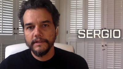 """Sergio: """"Empatia é a qualidade que mais falta aos líderes mundiais"""", afirma Wagner Moura (Entrevista exclusiva)"""