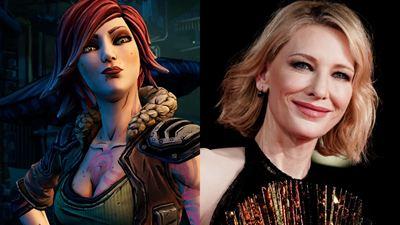 Boderlands: Cate Blanchett pode protagonizar adaptação de game