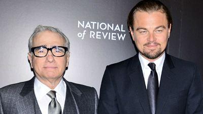 Filme de Leonardo DiCaprio e Martin Scorsese será coproduzido pela Apple