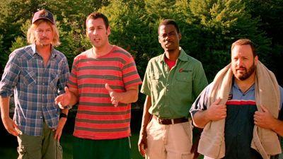 Gente Grande 2 na Sessão da tarde hoje: Casa de Adam Sandler é uma das locações do filme