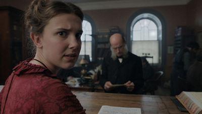 Enola Holmes: Primeiras imagens de Millie Bobby Brown como irmã de Sherlock Holmes em filme da Netflix