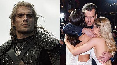 The Witcher: De volta ao set, Henry Cavill desabafa sobre protocolos do Covid-19 e diz que sente falta de abraços (Entrevista)